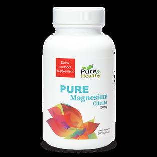 Pure Magnesium Citrate