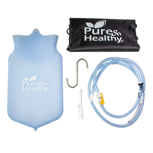 Pure & Healthy Enema Kit