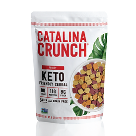 Catalina Crunch Fruity Cereal
