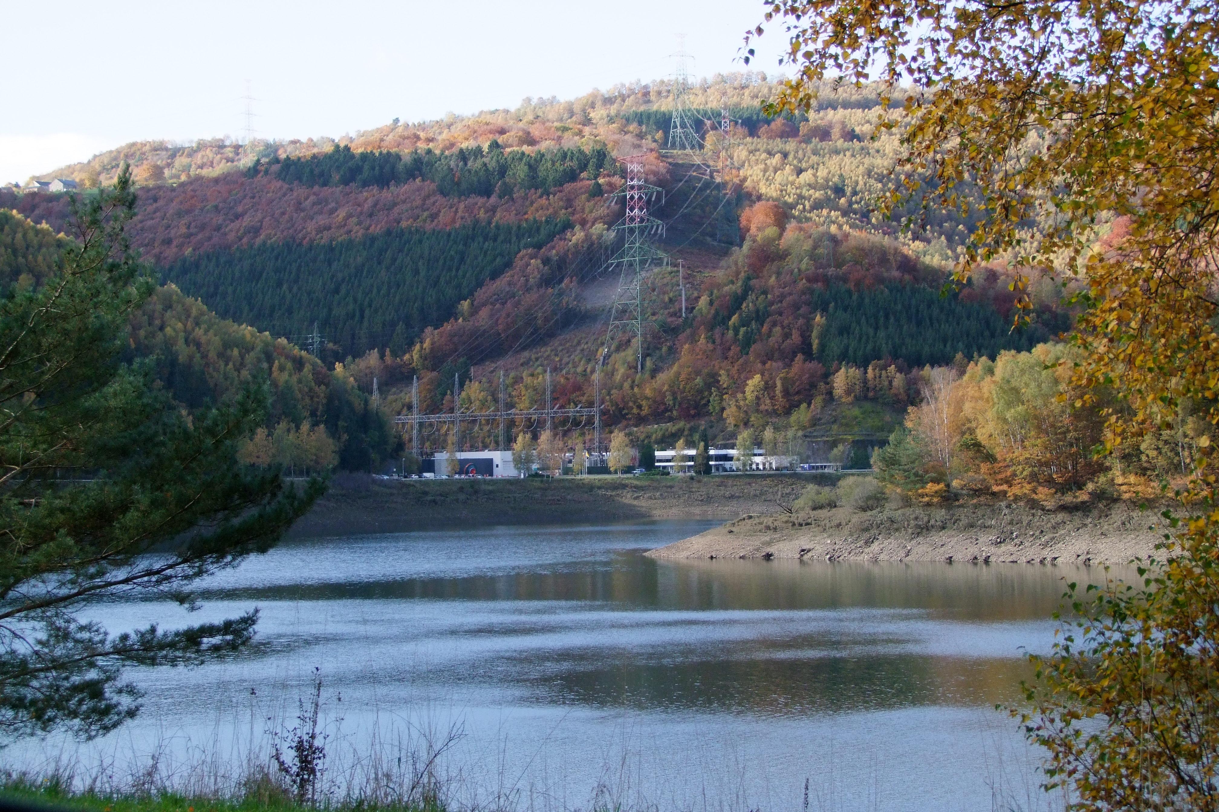 Centrale électrique de Coo