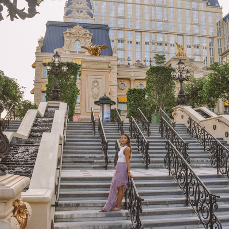 Chasing the Money in Macao 澳門