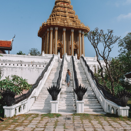 Work Trip to Bangkok - Weekend Exploration