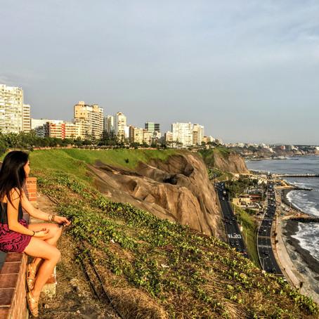 Spring Break in the Beautiful City of Lima, Peru