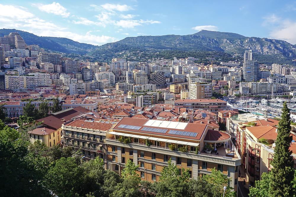Mote Carlo, Monaco
