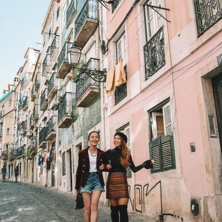 Fall Trends: Velvet in Bairro Alto, Lisbon