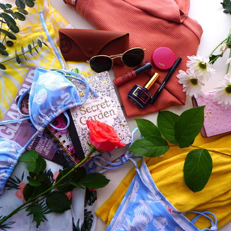 Mel's Travel Carry-on Bag for Hawaii