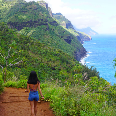 Kauai Travel Diaries - NaPali Coast