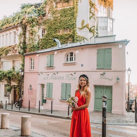 A Moment in Montmartre, Paris