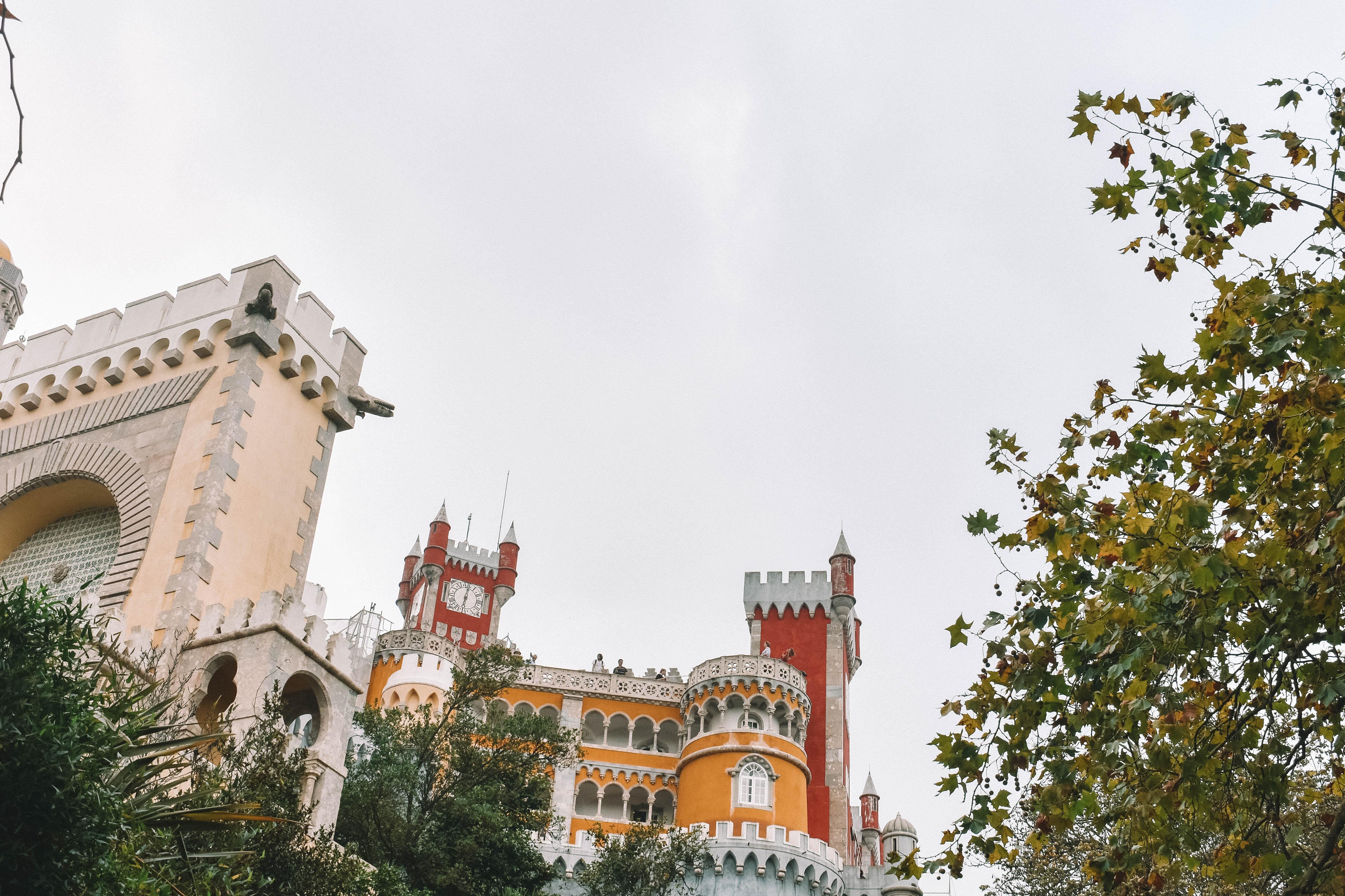 Pena Palace Sintra Palacio