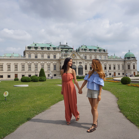 A Royal Affair at Belvedere Palace