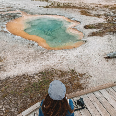 Must See Places at Yellowstone National Park
