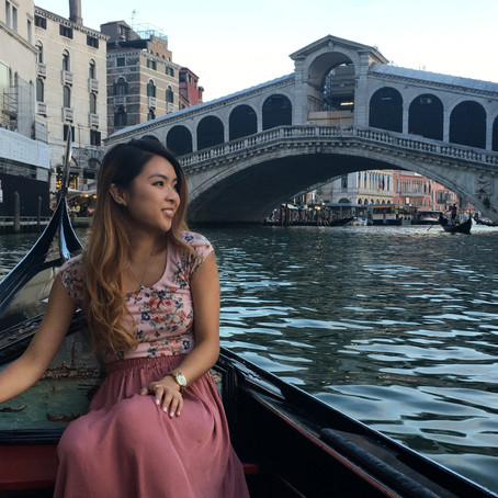 Canal Life in Venice and Burano