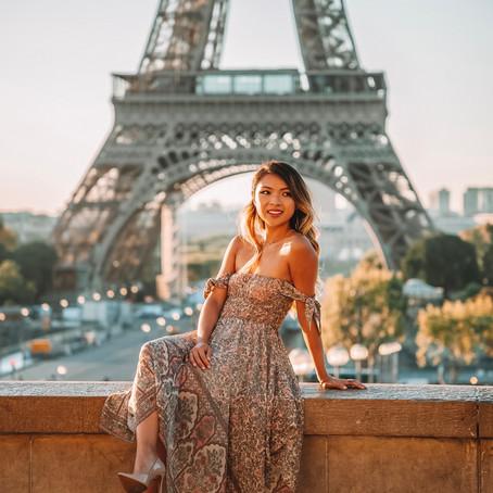 You, Me, Oui: A Parisian Dream Lookbook