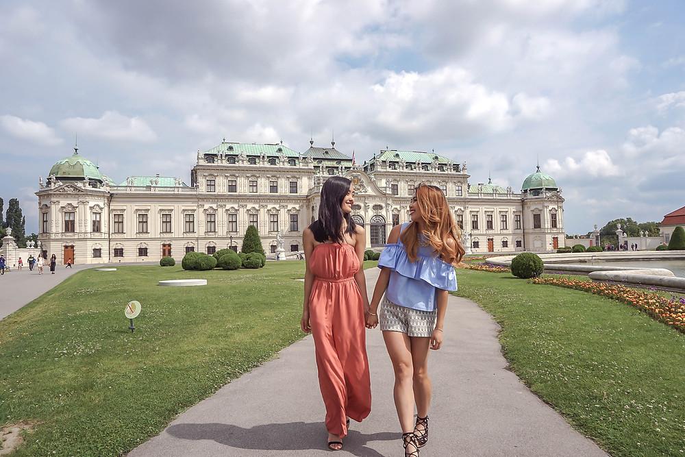 Vienna, Austra