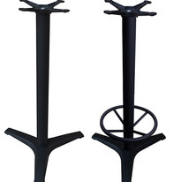 Just one of our available table bases (bar height)