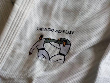 New Club Judo suits look fantastic!