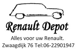 Renault Depot Zwaagdijk