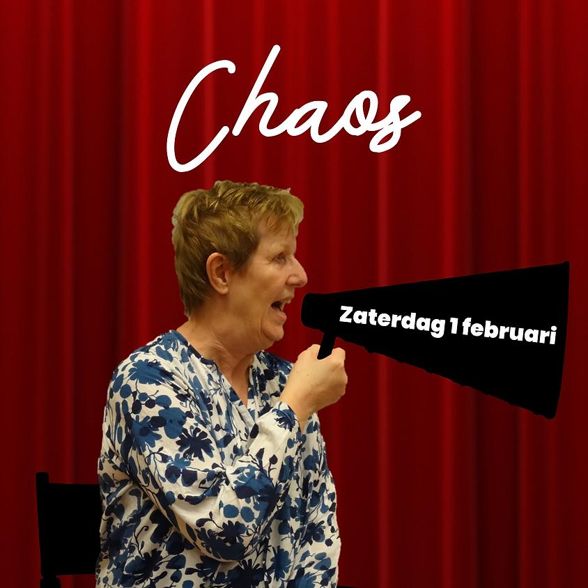 """""""Chaos"""" uitvoering 1"""