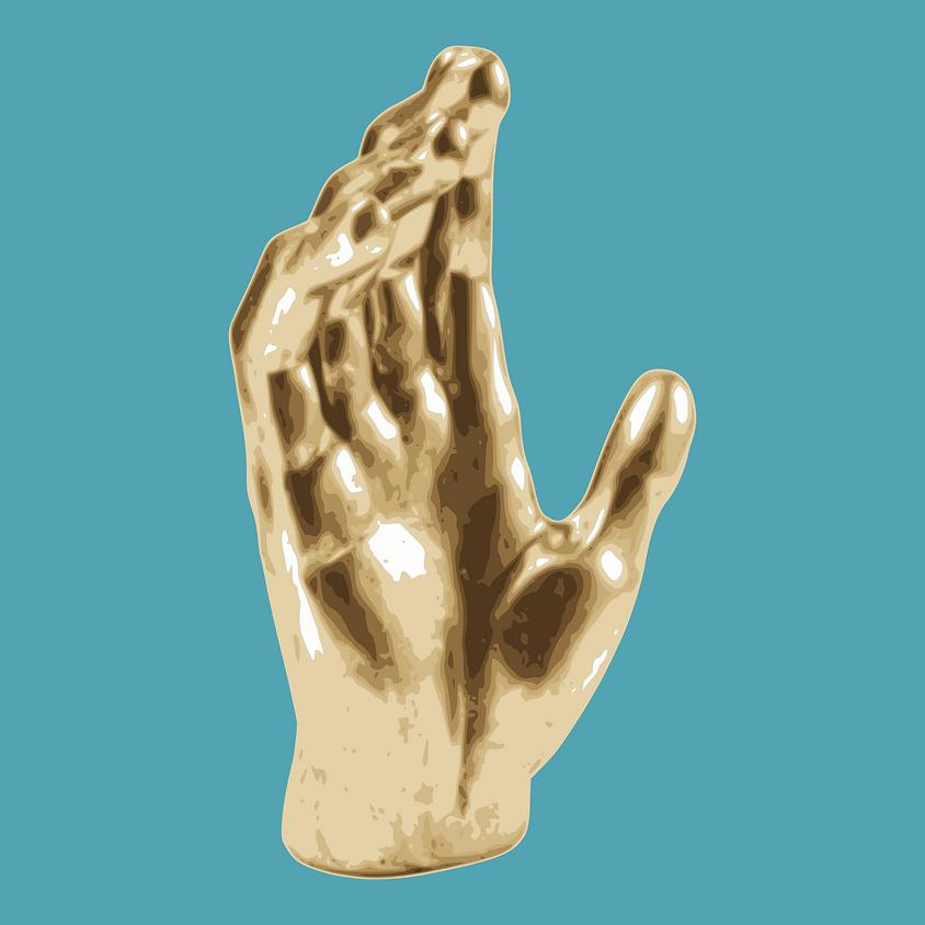 """Pandje """"Het Gouden Handje"""" uitvoering 3"""