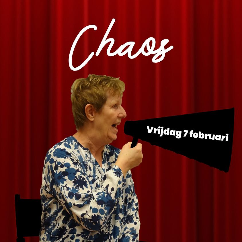 """""""Chaos"""" uitvoering 2"""