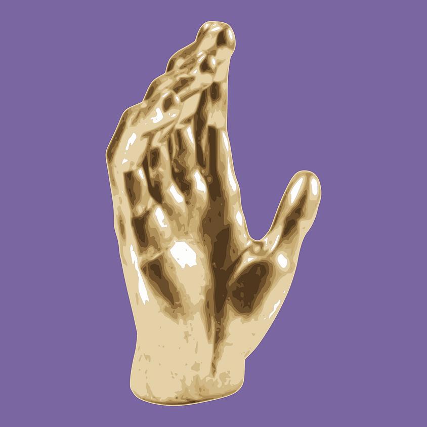 """Pandje """"Het Gouden Handje"""" uitvoering 1"""