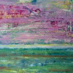 Orizzonte - Dipinto ad Olio
