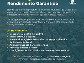PROGRAMA RENDA SEGURA - CML