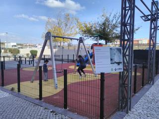 Construção de Parque Infantil na Rua Luís de Sá – Contrato de Delegação de Competências
