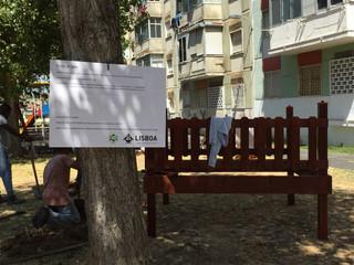 Construção de Parque de Manutenção Física e Parque Canino na Rua Engº Quartin Graça – Contrato de De