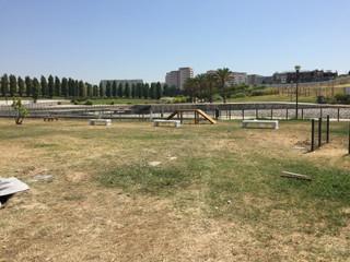 Requalificação de Espaço Público – Parque Canino no Parque Oeste