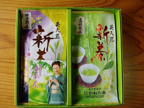 奥久慈新茶