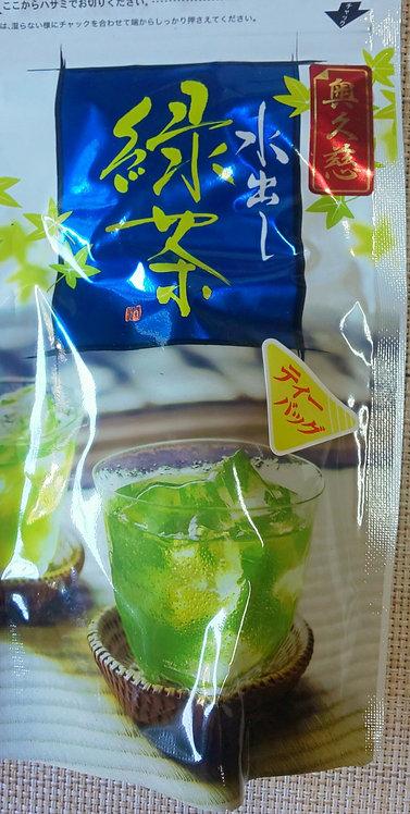 水出し緑茶(ティ-バック)
