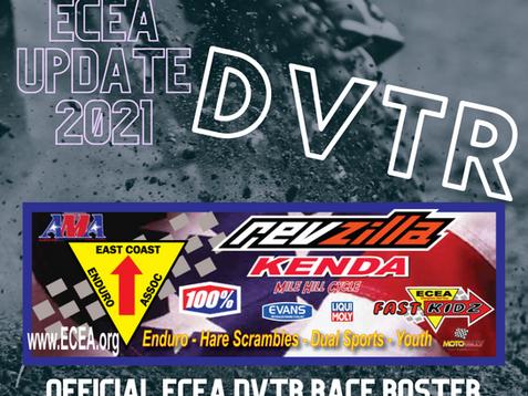 DVTR 2021 ECEA Roster