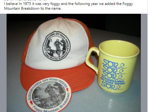 """The Foggy Mountain Breakdown """"Funduro"""""""