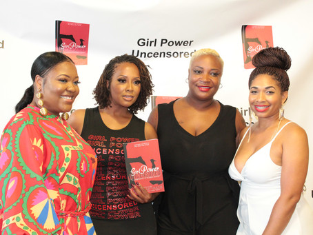V103.3 radio personality Jae Nash hosts Girl Power Uncensored Book Launch and Wine Tasting