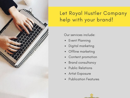 Take Your Business To The Next Level With Royal Hustler Company