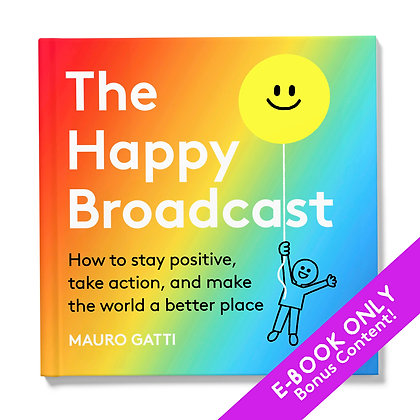 The Happy Broadcast Book (E-Book)
