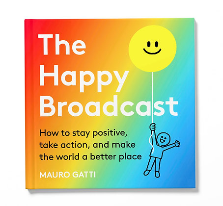 The Happy Broadcast Book (Hardcover)