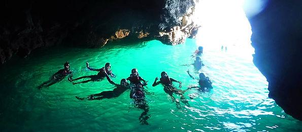 Coasteer Guide Seasonal Job in Algarve