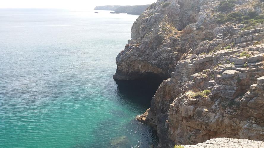 Southwest Coast of Raposeira - Sagres