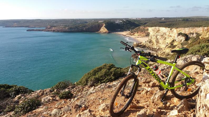Mountain Bike in Zavial