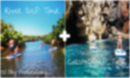 Two SUP tours in 1 day, River and Coastal Grottoes Standup Paddleboarding Algarve