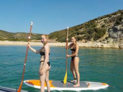 Vem fazer Stand Up Paddle conosco