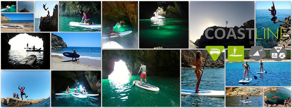 Coasteering Algarve, Stand-up Paddleboarding Algarve