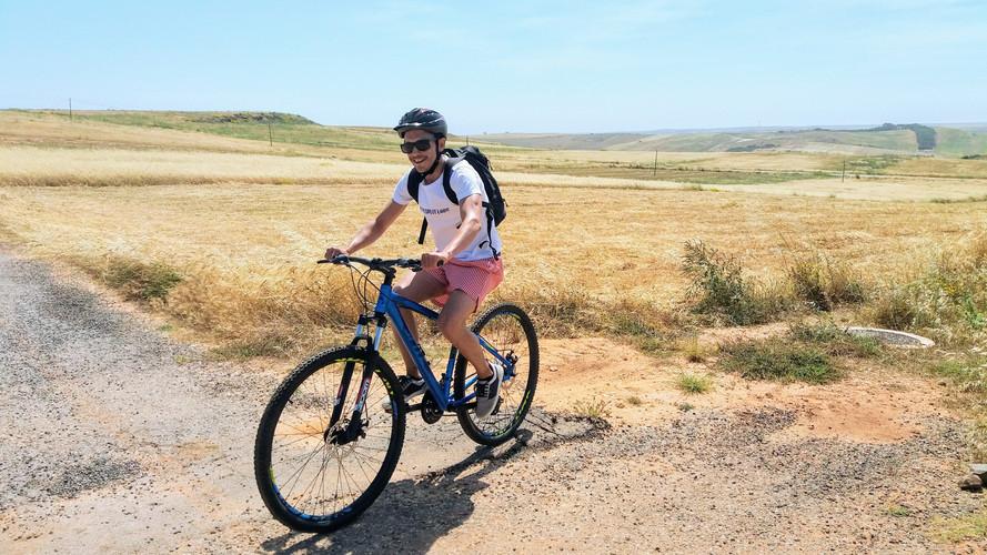 Bike tours Algarve