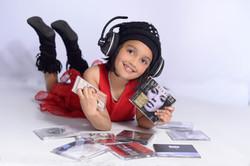 Kids Fashion Portrait