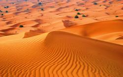 Dubai Desert - Best place for camping, safari, off-roading