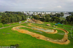 Park maintenance work at my local park. Taken using Sony Nex-7 with 16mm f2