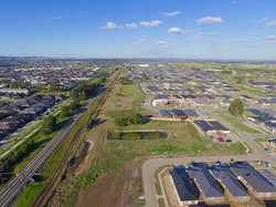 Some aerial images of Cardinia Shire Council and Aspect Estate Officer