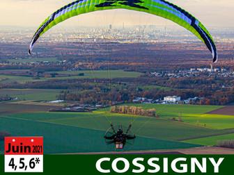 Compétition Régionale à COSSIGNY  4/5juin 2021  Classe1